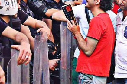 Taksim Gezi Parkı'nda toplanıyoruz! 4