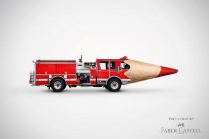 Faber Castell kurşun kalemlerim 6