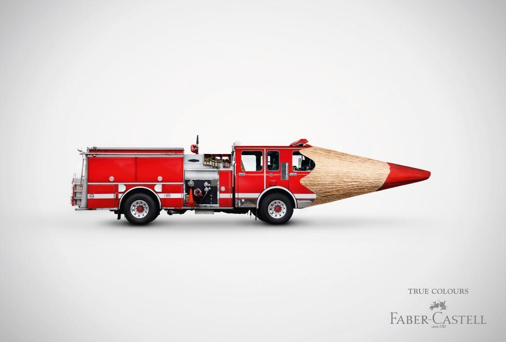 Faber Castell kurşun kalemlerim 1