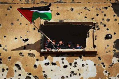 ABD'nin Yeşil Kuşağında Kanı Dökülen Masumlar: Filistin 1